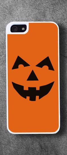 Pumpkins Face Case For Iphone 5/4/4s Case-- Samsung S3/S4 Case