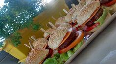 Mini Hamburguer Gourmet Picanha