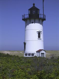 One of Cape Cods many Lighthouses located in Truro, MA.