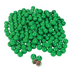 Green Chocolate Candies - OrientalTrading.com