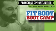 Best Franchise Opportunities, Business Opportunities, Gym Franchise, Fitness Backgrounds, Fit Body Boot Camp, Boot Camp Workout, Best Youtubers, Body Fitness, Fun Workouts