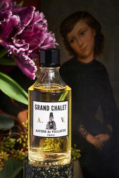 Eau de Cologne Grand Chalet, Astier de Villatte