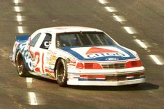 Kyle Petty in The Wood Brothers #21 Citgo Ford Thunderbird.