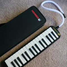 Learn to play the Melodica
