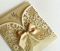 #Sobres y #tarjetas de invitación para #15años #matrimonios y demás #eventos en #corte y #grabado #láser