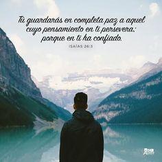 Isaías 26:3 #Biblia  #fe #esperanza #spiritual #faith #faithful #god #grace #pray #prayers #praying #amen #believe #spirituality #trust #peace #calm #mind #soul #hope #destiny