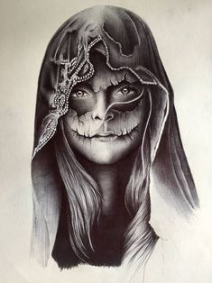 "Decay by wtreganart on DeviantArt Commissioned design, based on Hamlet's phrase, ""to be or not to be"" Graphite on Bristol. Skull Tattoos, Body Art Tattoos, Girl Tattoos, Sleeve Tattoos, Tattoo Sketches, Tattoo Drawings, Mago Tattoo, Tattoo Crane, Catrina Tattoo"