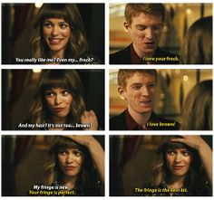 About Time - Tim - Mary - Domhnall Gleeson - Rachel McAdams Tv Show Quotes, Film Quotes, Love Movie, Movie Tv, Movie Blog, Movies Showing, Movies And Tv Shows, Chick Flicks, Movie Lines