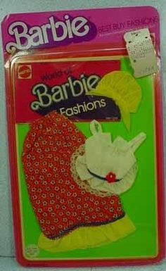 Mattel NRFC Barbie Best Buy Fashion from 1978 #2230.: