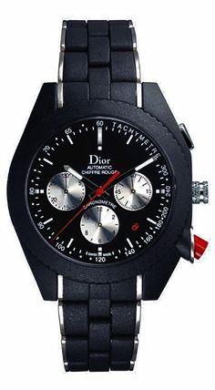 Dior Homme Watch  www.luxuryandvintagemadrid.com