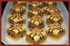 Myslíme si, že by sa vám mohli páčiť tieto piny - sbel Sweet Desserts, Sweet Recipes, Cake Recipes, Czech Recipes, Russian Recipes, Bread Dough Recipe, Sweet Bar, Sweet Pastries, Food Humor