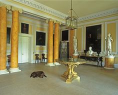 The 24 best english interiors images on pinterest english interior wrotham park is a stately palladian country house in hertfordshire built in the century for admiral john byng fandeluxe Gallery