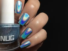 Fashion Polish: FNUG Holographic range for 2012