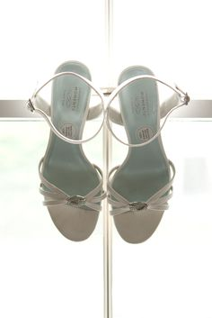 Who says you need to spend a fortune on wedding shoes? My shoes were $25 from Payless!