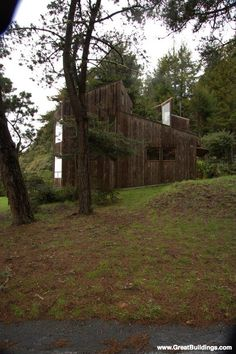 Charles W. Moore   Lawrence House   Sea Ranch; California   1966