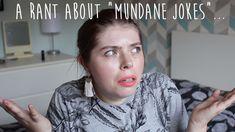 "A Rant About ""Mundane Jokes""... | Holly Stockport"