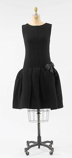 1955-65 Balenciaga Cocktail dress