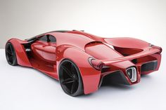 Ferrari F80 Supercar Concept by Adriano Raeli | MR.GOODLIFE. - The Online Magazine for the Goodlife.