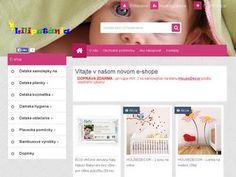 Liliputánia, potreby a hračky pre deti