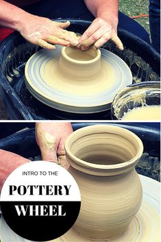 Intro to Pottery Wheel Class in New York, NY Slab Pottery, Pottery Wheel, Ceramic Pottery, Ceramics Projects, Ceramics Ideas, Beginner Pottery, Improve Yourself, New York, Sign