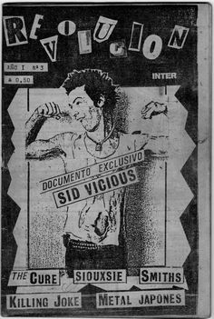 Fanzine Revolución Circa 1988