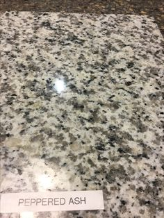 GroBartig (The Bowman Kitchen AFTER) Granite In Peppered Ash, Backsplash Crossville  Gems Smoky Quartz, Grout In Mapei Charcoal | Our Client Showcase |  Pinterest ...