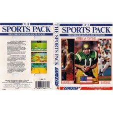 The Sports Pack for Spectrum by Gamestar on Tape