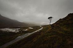 Highlands by Akos Major, via Behance