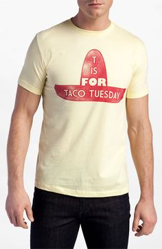T Is for Taco Tuesday