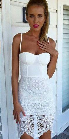 Stella Bustier Dress