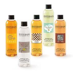 Esteban Paris Scented Bouquet Refills - Choice of six home scents.