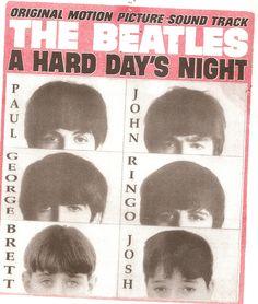 Beatles Party - invitation idea