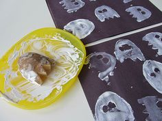 ghost potato prints