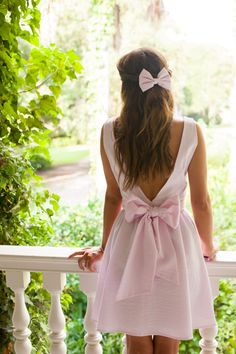 Cute outfits: 49 Top Trending Girly Outfits To Try This Summer Cute Dresses, Casual Dresses, Flower Girl Dresses, Summer Dresses, Vestido Seersucker, Girly Outfits, Cute Outfits, Lolita Outfit, Look Rose
