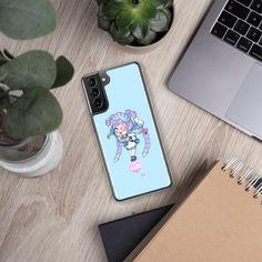 Emma Heart Chibi Samsung Case - Samsung Galaxy S21 Plus