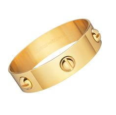 Armband: screw, i guld - SOPHIE by SOPHIE