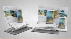 Samsung - Ativação de PDV Galaxy E on Behance