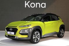 Hyundai Motor Co. on Tuesday unveiled its new subcompact sport-utility vehicle Kona in a move to strengthen its SUV lineup by 2020 to meet growing demand Crossover, Toyota C Hr, Chevrolet Trax, Nissan Juke, Jeep Compass, Jeep Renegade, Rear Seat, Sport Cars, Motor Car