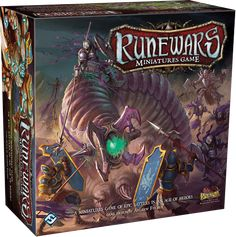 RuneWars: The Miniatures Game - Fantasy Flight Games
