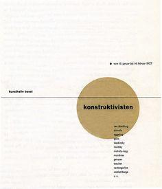 Jan Tschichold, designer, whose pioneering work in understanding and using typography set new standards for the twentieth century.