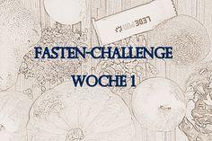 Fasten-Challenge Woche 1: Keine Süßigkeiten, kein Zucker!