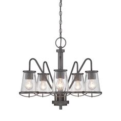 Found it at Wayfair - Darby 5 Light Candle Chandelier