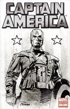 Captain America - Nick Runge