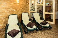 Aktiv & Vital Hotel Thüringen, Ruheraum im großen Wellnessbereich