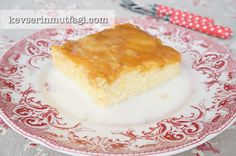 Thres Leches Cake Recipe | Turkish Style Cooking