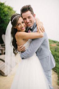 Youtube Stars, Colleen Ballinger & Joshua Evans Wedding - Style Me Pretty
