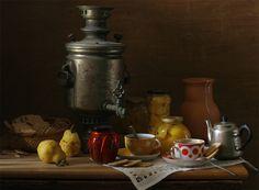 Одной из самых ярких и показательных черт русского традиционного быта издавна считается чаепитие за самоваром. Самовар был не обычной принадлежностью