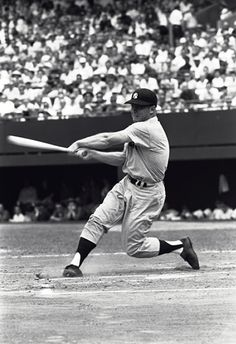 Mickey Mantle, New York Yankees, 1959 vintage photo