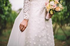 Zahraa + Abdul Hafeethe. Rustic and elegant wedding on the site