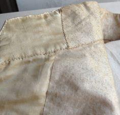 Collar Detail, 1780-90 waistcoat